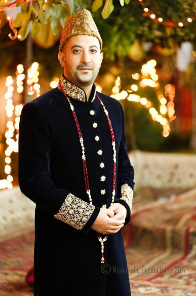 Kashmiri Groom