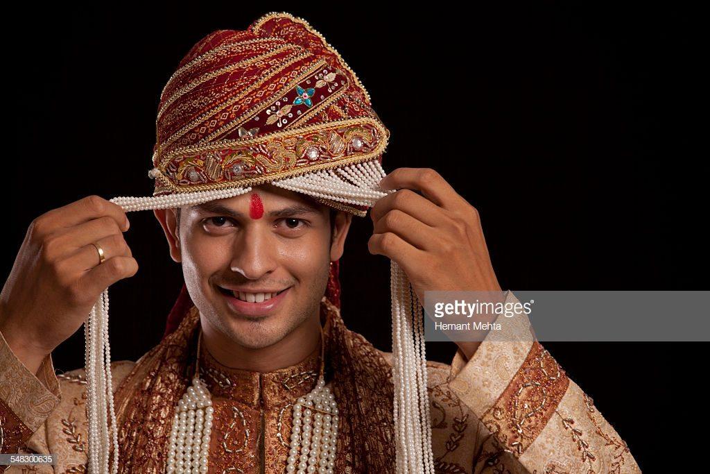 Gujarati Groom